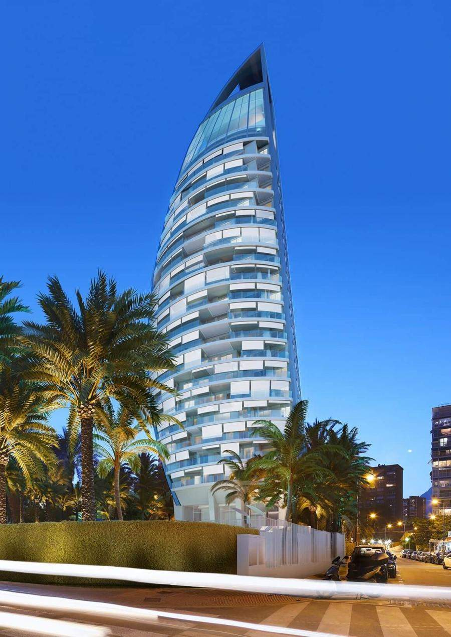 Delfin Tower leed gold